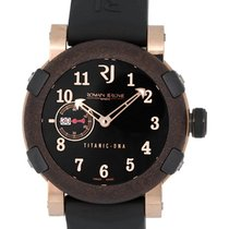 Romain Jerome Titanic-DNA 18K R/G T-OXY III LE Automatic Men's...