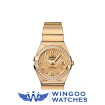 Omega - Constellation Co-Axial 27 MM Ref. 123.55.27.20.58.001
