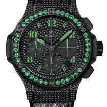 Hublot Big Bang Black Fluo Green 41mm