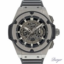 ウブロ (Hublot) King Power Unico Titanium