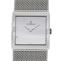 Corum Buckingham 157.171.20 Steel Mesh Watch