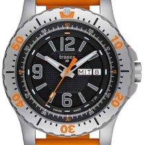 Traser H3 Extreme Sport mit orangenem Silikonarmband P6602.P5F...