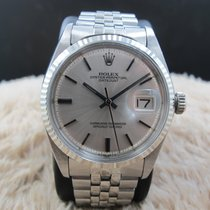 Rolex DATEJUST 1601 SS ORIGINAL Silver (SIGMA) Dial with...