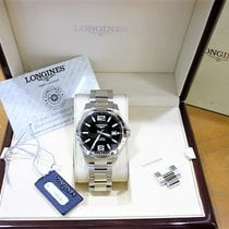Longines Conquest Automatic Box&Papers