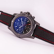 Breitling Colt Automatic Chronograph Blacksteel Limited...