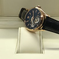 Armand Nicolet - Classic 43mm 18K Rose Gold watch - 7130A-NR-P...