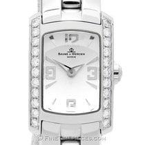 Baume & Mercier Hampton Milleis Mini Diamant M0A08139