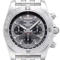 브라이틀링 (Breitling) Breitling Chronomat 44 Blackeye-Grau...
