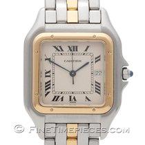 Cartier Panthere GM Quarz Stahl/Gelbgold W25027B8