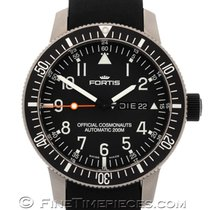 Fortis B-42 Offical Cosmonauts Day Date Titan 658.27.11 K