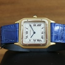 Cartier Santos Dumont Gold ultra-thin Manual winding