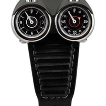 Azimuth Twin Turbo Mechanical Watch Racing Car Theme 2 T/zones...