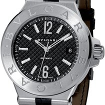 Bulgari Diagono Automatic 40mm dg40bsld