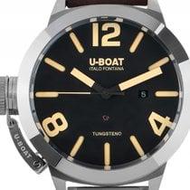 U-Boat Italo Fontana Classico 50 Tungsteno Stahl Automatik...