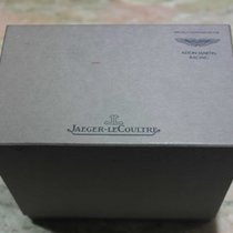 Jaeger-LeCoultre vintage watch wooden box aston martin racing...