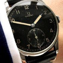 Omega Oversize 38mm 30t2 Jumbo black unrefurbished dial