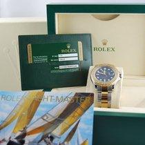 Rolex Yacht-Master, 16623 Ac/oro Blue Dial