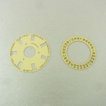 Rolex Day-date Tages- & Datumscheibe Spanisch Cal 3155...