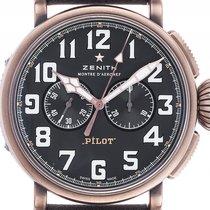 제니트 (Zenith) Pilot Type 20 Extra Special Bronze Automatik...