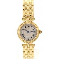 Cartier Cougar 18K Yellow Gold Watch