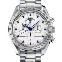 Omega Speedmaster Chronograph Moon Phase Men's Watch