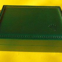 Ρολεξ (Rolex) Box Grün Uhrenbox 68.00.08 Geneve Suisse Rolex...