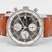 Breitling Old Navitimer Serie Speciale Lim. Ed. Football w/...