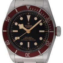 Tudor : Heritage Black Bay :  79230R-001 :  Stainless Steel : NEW