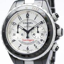 Chanel J12 Superleggera Chronograph Ceramic Aluminium Watch...