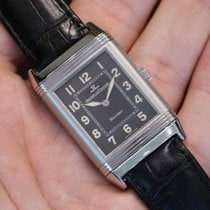 Jaeger-LeCoultre Grande Reverso Taille Shadow Stainless Steel...