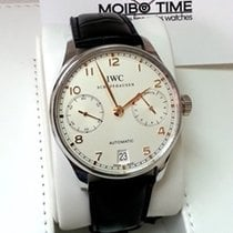萬國 (IWC) IW500114 Portuguese 7 Days Power Reserve Automatic [NEW]