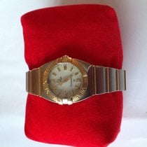 Omega Constellation 24mm Steel/Gold Quartz SALE