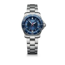 Victorinox Swiss Army Maverick Mechanical Lady blue dial and...