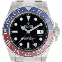 Rolex GMT - Master II Men's Watch Pepsi Bezel 116719