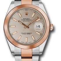勞力士 (Rolex) Datejust , Ref. 126301 - sundust Index ZB/Oysterband