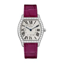 Cartier Tortue Manual Mid-Size Watch Ref WA501009