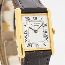 Cartier Tank Must de