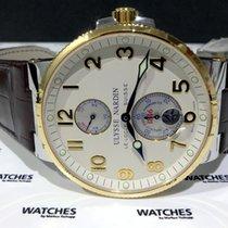 Ulysse Nardin Marine Chronometer Gold & Stainless Steel -...