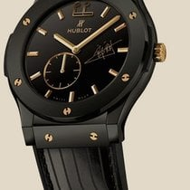 Hublot Classic Fusion 45 mm Ceramic Ultra-Thin Lang Lang
