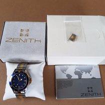 Zenith — Rainbow Diver — 59.0210.462 — Men — 1990-1999