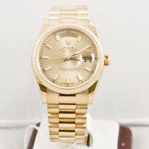 Rolex Day-Date 118238 President Watch 2008 Model Box &...