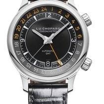 Chopard L.U.C GMT ONE Stainless Steel Men's Watch