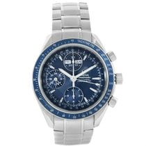Omega Speedmaster Day Date Chronograph Watch 3222.80.00 Box...
