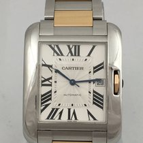 Cartier Tank Anglaise Xl Size