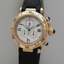 Cartier Pasha Plongeur 1353 Calendar Date chronograph -Gold...