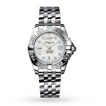 Breitling Galactic 32 Ladies Watch A71356L2/A708 367A