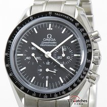 Omega Speedmaster Moon Watch 3573.50.00 Display Back Double...