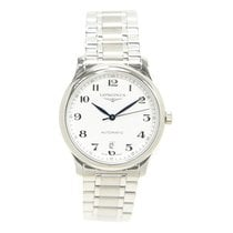 Longines Master Stainless Steel White Automatic L2.628.4.78.6
