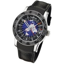 Fortis B-47 World Timer GMT Limited Edition 674.21.11 L
