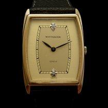 Wittnauer Vintage Genève Dress Watch Men's